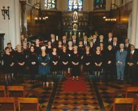 Singhet Vro Opglabbeek Volledig koor 2015